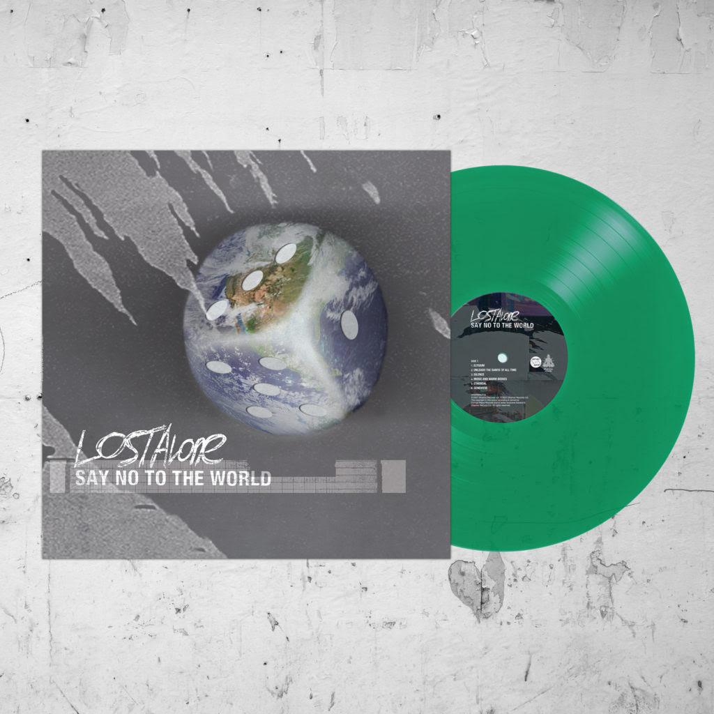 Say No To The World anniversary vinyl